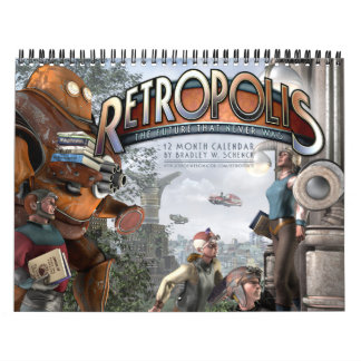 Retropolis Kalender