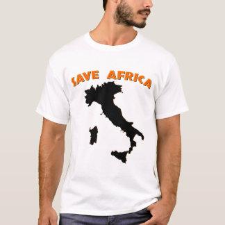 Retten Sie Afrika T-Shirt
