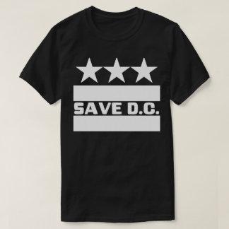 Retten Sie D.C.T-Shirt T-Shirt