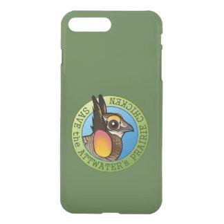 Retten Sie das des Attwaters Grasland-Huhn iPhone 8 Plus/7 Plus Hülle