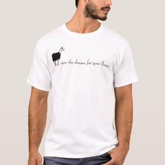 retten Sie das Drama für Ihr Lama! T-Shirt