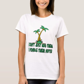 Retten Sie das Planet treehugger T-Shirt