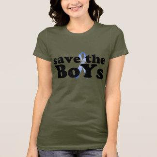 Retten Sie den BoYs™ Damen Baby - die Puppe T-Shirt