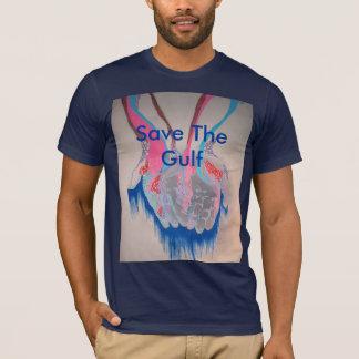 Retten Sie den Golf T-Shirt