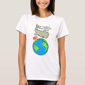 Retten Sie den Wal T-Shirt