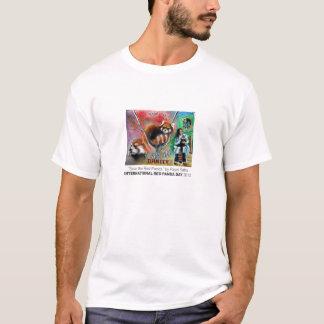 """""""Retten Sie der rote Panda-"""" das T-Stück der T-Shirt"""