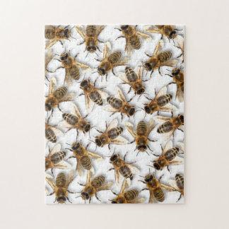 Retten Sie die Biene! Retten Sie die Welt! Leben Puzzle