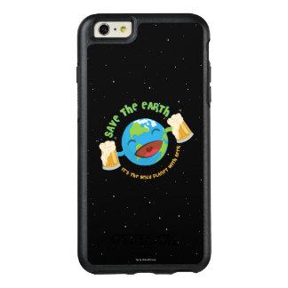 Retten Sie die Erde OtterBox iPhone 6/6s Plus Hülle