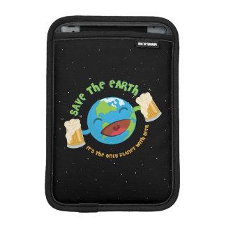 Retten Sie die Erde Sleeve Für iPad Mini