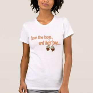 Retten Sie die Jungen und ihre Jungen… T-Shirt