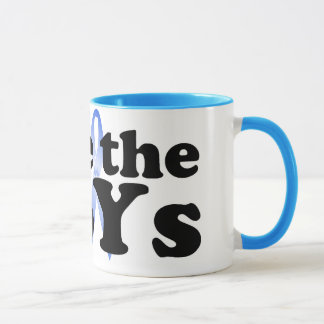 Retten Sie die übergroße BoYs™ Kaffee-Tasse Tasse
