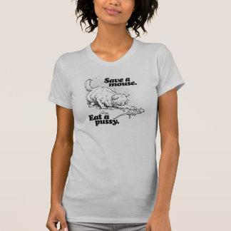 RETTEN SIE EINE MAUS - .PNG T-Shirt