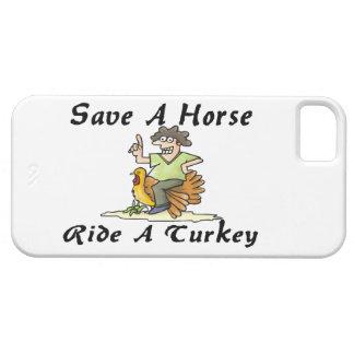 Retten Sie einer Pferdefahrt die Türkei iPhone 5 Schutzhülle