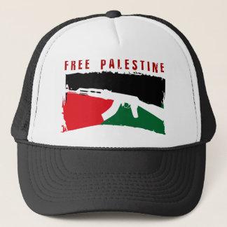 Retten Sie Palästina Truckerkappe
