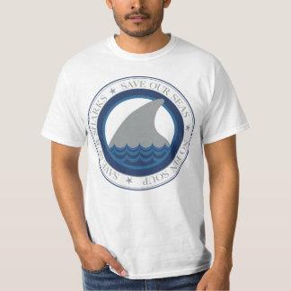 retten Sie unsere Haifische T-Shirt
