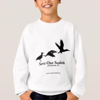 Retten Sie unsere Seevögel von Sarasota Florida Sweatshirt