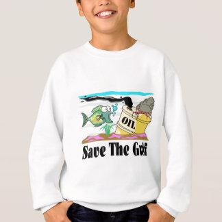 retten Sie unseren Golf Sweatshirt