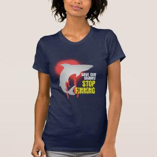 Retten Sie unseren Haifischen EndFinning T - Shirt