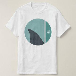 retten Sie unseren Haifischen Kreise T-Shirt
