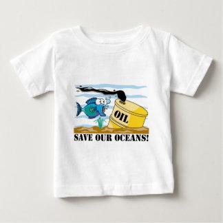 Retten Sie unseren Ozean-ErdtagesT - Shirt