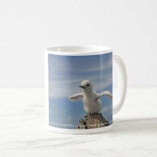 Retten Sie unseren Seevögeln Tasse durch