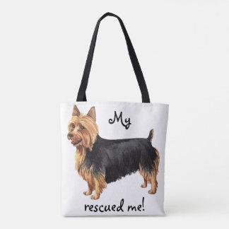 Rettung australisches Terrier Tasche