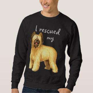 Rettung Briard Sweatshirt