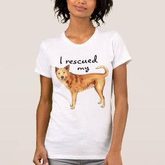 Rettung Canaan Hund T-Shirt