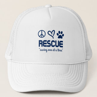 """Rettung """", die einzeln"""" Hut rettet Truckerkappe"""