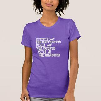 Rettung, retten, Liebe! T-Shirt