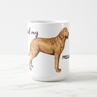 Rettungs-Chesapeake Bay-Retriever Kaffeetasse