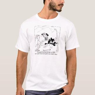 Rettungs-Hund kennt CPR T-Shirt