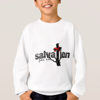 Rettungs-John-3:16 christlich Sweatshirt