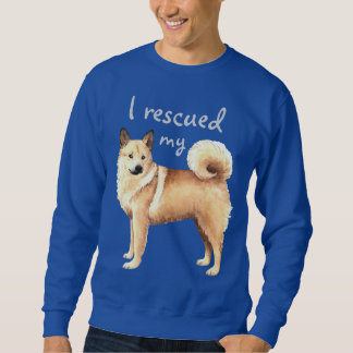 Rettungs-Norweger Buhund Sweatshirt