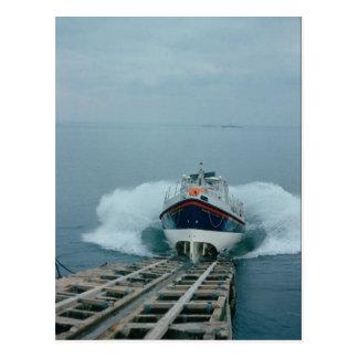 Rettungsboot, England Postkarten