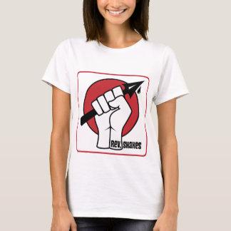 Rev. Shakes Spear Logo (Quadrat) T-Shirt