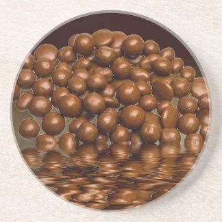 Revels Schokoladen-Süßigkeiten Getränkeuntersetzer