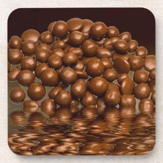 Revels Schokoladen-Süßigkeiten Untersetzer
