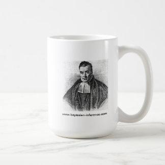 Reverend Thomas Bayes Coffee Mug Kaffeetasse