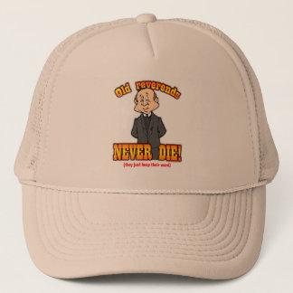 Reverends Truckerkappe