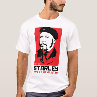 Revolution James Starley T-Shirt
