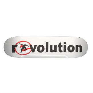 Revolution natürlich individuelles skateboard