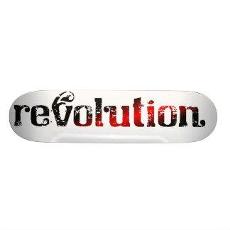 Revolution Personalisiertes Skatedeck