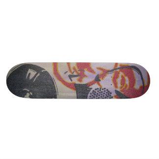 Revolution Skateboard Brett