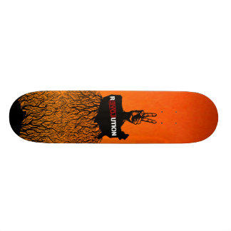 Revolution wurzelt Skateboard-Plattform Skate Board