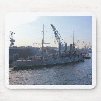 Revolutionäre Kriegsschiffs-Aurora Mauspad