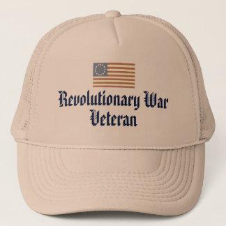 Revolutionärer Kriegsveteran Truckerkappe