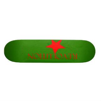 Revolutions-Brett Personalisierte Skateboarddecks