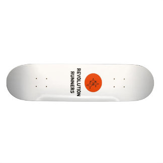 Revolutions-Läufer-Skateboard Bedruckte Skateboarddecks