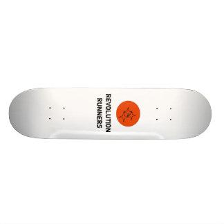Revolutions-Läufer-Skateboard Individuelle Skatedecks